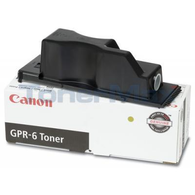 CANON GPR-6 TONER BLACK